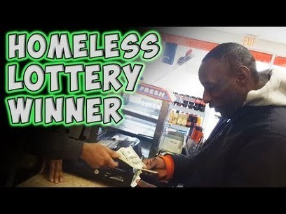 Your Friday Heart Opener: Kind Homeless Man Receives Kindness in Return from the Internet | The Artwork Factory | Scoop.it