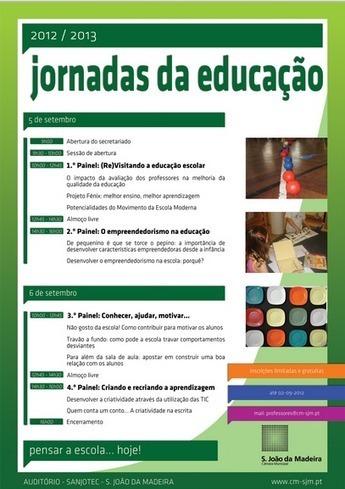 Rede Bibliotecas Escolares: III Jornadas da Educação de São João ...   Pelas bibliotecas escolares   Scoop.it
