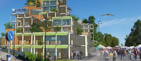 Nytt klimatsmart kvarter i Hagfors | Bostad | Scoop.it