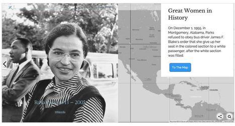 Heganoo. Raconter une histoire avec une carte | Les outils d'HG Sempai | Scoop.it