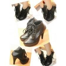 Sepatu Wanita Jenis High Heels Model Semi Bot Vintage | Review Website dan Portal Indonesia yang Menarik dan Unik | Jual Beli | Scoop.it