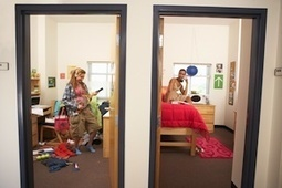 10 reasons to live in a dorm for four years | Applying to study at a USA College | Scoop.it