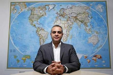 Aramex chief hasn't missed a beat - The National | Global Logistics Trends and News | Scoop.it