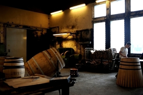 The people and oak barrels behind Hennessy's cognac | Charming guest mansion in Charente | Scoop.it