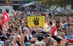Video Gallery | Morsi supporters form human wall around church | World Bulletin | #R4BIA | Scoop.it