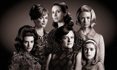 What Mad Men says about women | A Voice of Our Own | Scoop.it