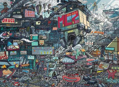 Imaginary Cities: An Interview with Darran Anderson | Le BONHEUR comme indice d'épanouissement social et économique. | Scoop.it