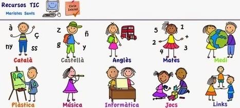 RECURSOS TIC: Recursos TIC Maristes Sants per a Cicle Inicial | FiloloTic | Scoop.it