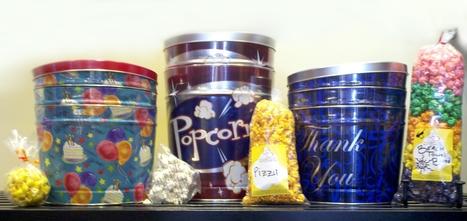 8 Gift Ideas for Gourmet Popcorn Lovers - My Pop Corn Kitchen   Celebrations!   Scoop.it