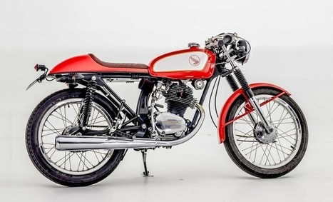 Reverb Motorcycles The Tiddler | Custom bikes and Specials | Scoop.it