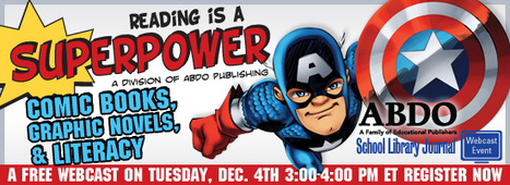 Reading is a Superpower Webcast Archive   Middle Grade Book Boot Camp   Scoop.it