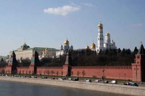 Mosque will be built in Moscow's Kremlin | The Circassian Star | Scoop.it