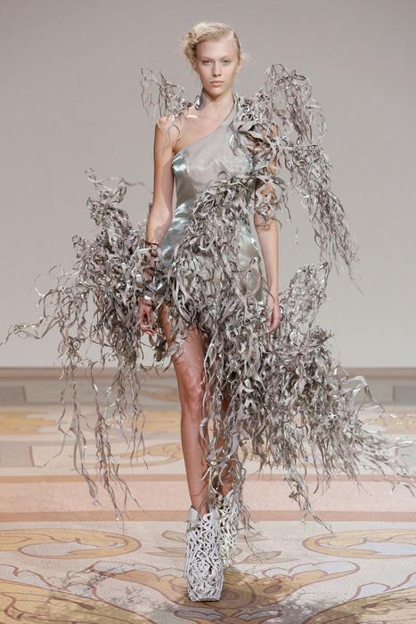 Scan it, print it, wear it: the future of fashion is 3D | #Innovation | Scoop.it