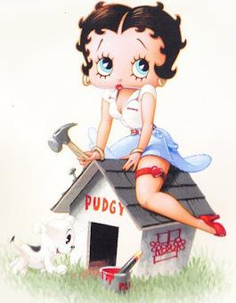 Betty Boop | Love Shops & Lingerie | Scoop.it