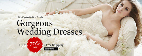 szwedress - Wedding Dresses, Special Occasion Dresses, Prom Dresses 2014 at Cheap Wholesale Prices! | Evening Dresses | Scoop.it