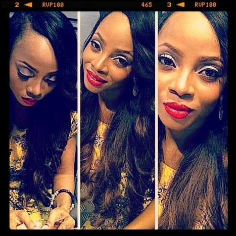 "Media Personality Toke Makinwa reveals the answer to ""What Do Women Want ... - Bella Naija 