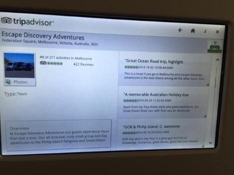 Comment TripAdvisor s'est envolé (littéralement) dans le tourisme - Voyage Sur Le Net | Tourisme et Tourisme Numérique | Scoop.it