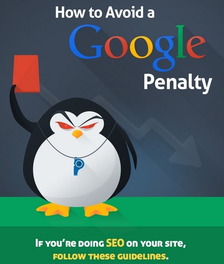How to Avoid a Google Penalty | Neil Patel | Public Relations & Social Media Insight | Scoop.it