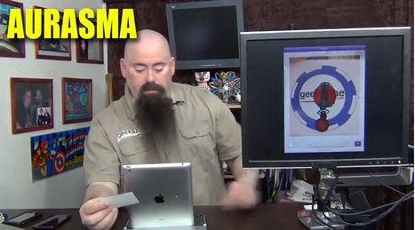 Aurasma: Turn Items into Augmented Reality on iPad   Curtin iPad User Group   Scoop.it