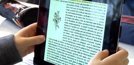 [Reportage] Immersion au sein d'une classe qui utilise la tablette au quotidien   Éducation et nouvelles technologies   Scoop.it
