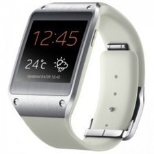 Samsung Galaxy Gear V700 Smart Watch-Beige | Mobiles & Other Electronic Accessories | Scoop.it