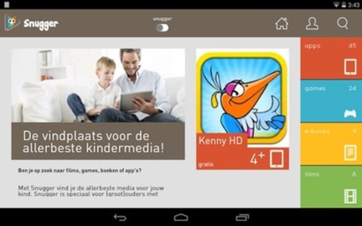 Snugger | Apps voor kinderen | Scoop.it