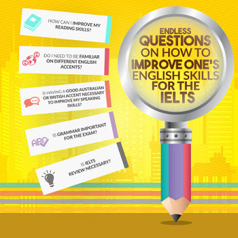 Want To Improve Your IELTS Skills? Ask These Frequent Questions | IELTS - English Proficiency Exam | Scoop.it