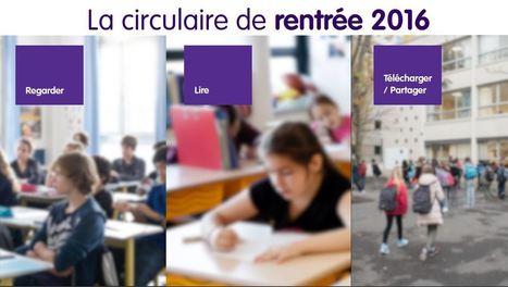 Actualités - Programmes et ressources pour la rentrée 2016 - Éduscol | Système éducatif français | Scoop.it