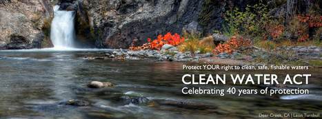 American Rivers | Celebrating 40 Years of Clean Water Protections | Colorado River Agronomy Vol. 1 No. 3 | Scoop.it