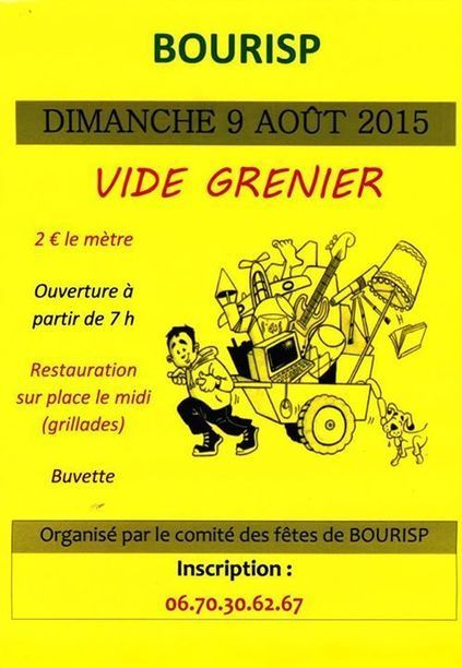 Vide-grenier à Bourisp le 9 août - Comité des Fêtes de Bourisp | Facebook | Vallée d'Aure - Pyrénées | Scoop.it
