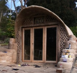 A New Earthship has Landed! | The Simplicity Collective | Maison durable | Scoop.it