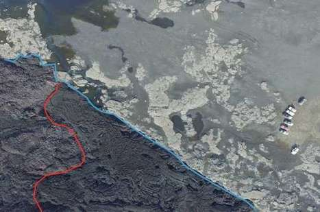 Mapping lava flows in Iceland - Phys.Org   Inuit Nunangat Stories   Scoop.it