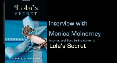 Interview with Monica McInerney, Author of Lola's Secret | Book Divas | Author Interviews | Scoop.it