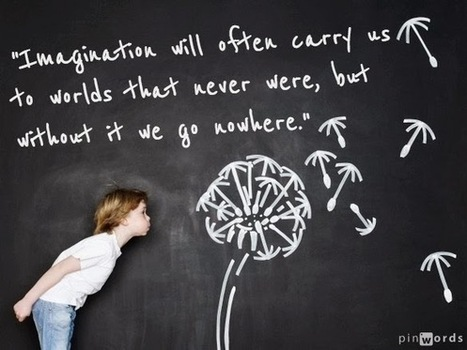 Read Write Sing: Imagination...Where To Begin | Learn to love learning! | Scoop.it