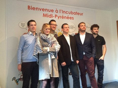 L'incubateur de Midi-Pyrénées, la fabrique de start-up #1 | La lettre de Toulouse | Scoop.it