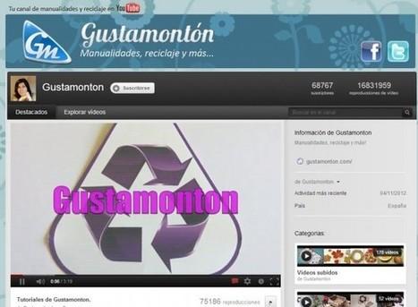 Canales de Youtube para aprender Manualidades infantiles   educacion, tecnología y catequesis   Scoop.it