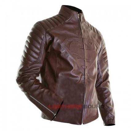 Superman Smallville Leather Jacket | leathersbound | Scoop.it