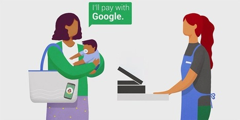 Opinion: Could Google's Hands Free payment be the one mobile wallet service to challenge Apple Pay?   iPhone Marketing   Scoop.it