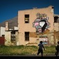 Diamond Inside. Street Art from South Africa slums. » Design You ... | Share Some Love Today | Scoop.it