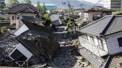 Major Japanese companies shut factories after earthquakes | Start a Website | Scoop.it