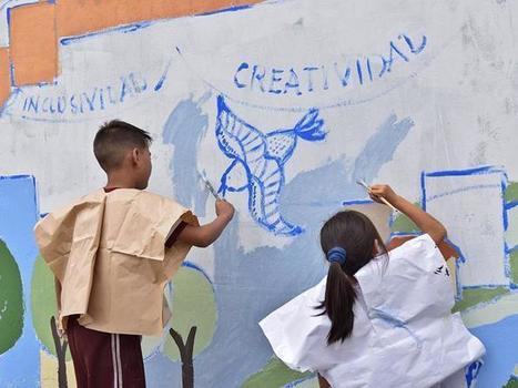 Une peinture qui absorbe la pollution | great buzzness | Scoop.it