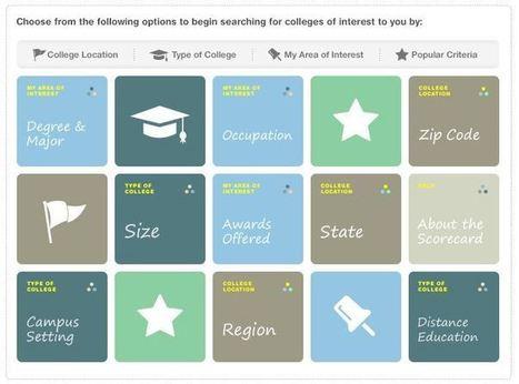 The Final Score - Revisiting the College Scorecard - Online Universities.com   Marquis' Top Ed Stories   Scoop.it