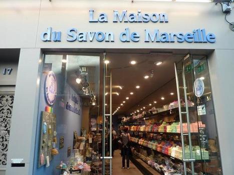 La Maison du Savon de Marseille, nouvelle enseigne de cosmétiques naturels   Retail Intelligence®   Scoop.it