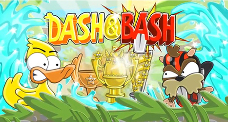Dash Bash Pro review - Gamedot. | Free Games From indie iOS Developers | Scoop.it