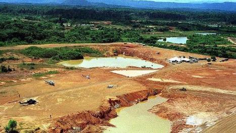 Venezuela: des accords miniers pour 4,5 milliards de dollars dans l'Orénoque | Venezuela | Scoop.it