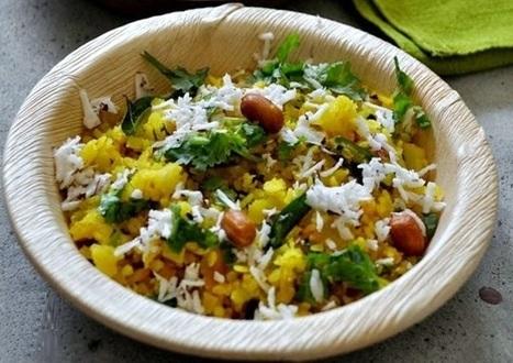 Kanda Poha Recipe | Recipes | Scoop.it