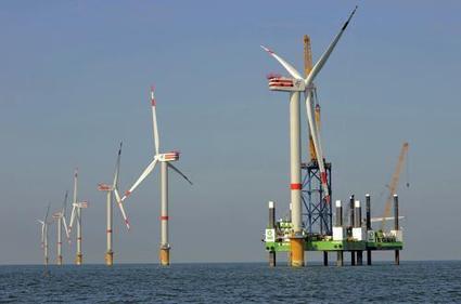 Eolien offshore : Dernière ligne droite pour le débat public | Mer et Marine | Droit et énergies marines renouvelables | Scoop.it