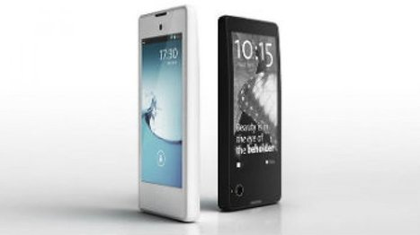 Yota, le premier smartphone russe qui compte faire de l'ombre à l'iPhone | Buzz Actu - Top news on the web ! | Scoop.it
