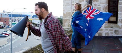 Performance art gets up close and personal at Perth's Proximity | Performance Art Is Live | Scoop.it