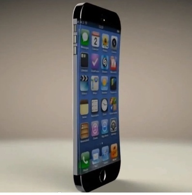 New iPhone 6 Concept Showcases Amazing Curved Display With a True 3D Camera (Video) - | iPhone 5S Release Date | Scoop.it